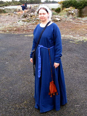 Servant class outfit from Maciejowski Bible.