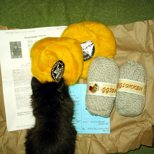 Package contents with Ursus