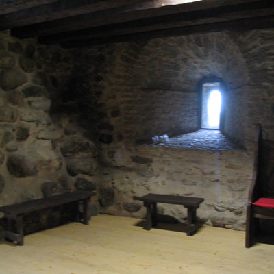 Bailiff's chambers