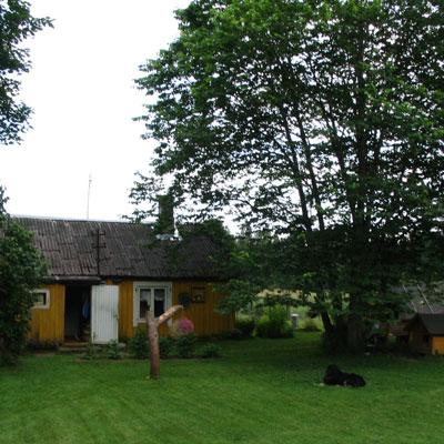 Saaremetsa house